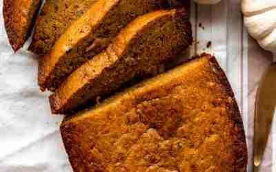 Pumpkin Banana Bread