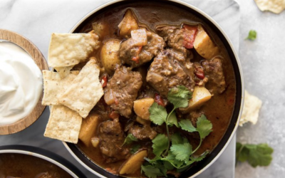 Smoky Chipotle Beef Stew