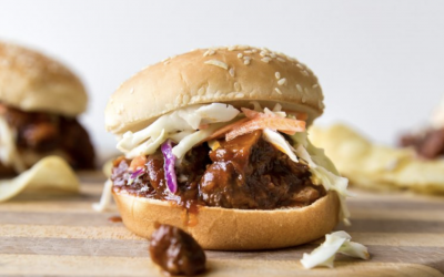 BBQ Braised Short Rib Sloppy Joes