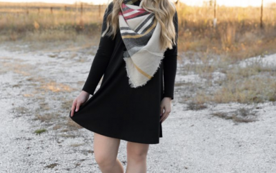 4 Comfy Fall Dress Ideas