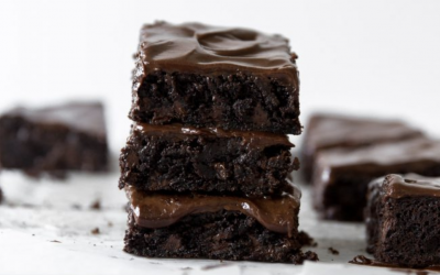 Ultimate Fudge Brownies