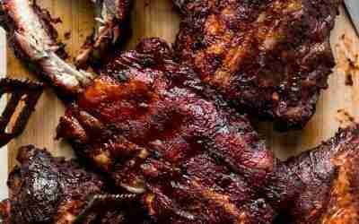 BBQ Smoked Baby Back Ribs