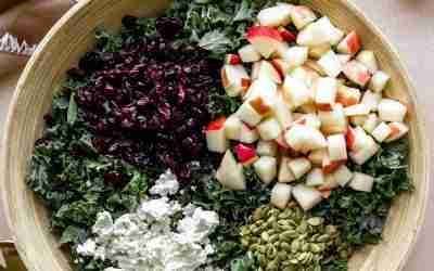 Harvest Apple Chopped Salad