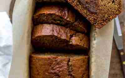 Spiced Apple Butter Bread