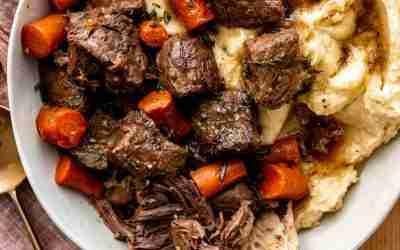 Pot Roast Braised Beef